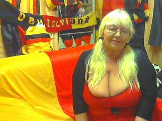 OmaRia - Ich liebe den Sex und brauch es sehr viel!!!