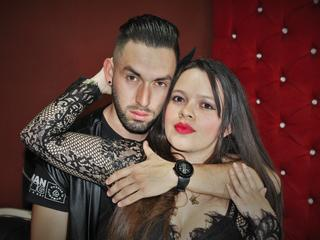 ASHLEYandCRIS, WE are AShley and Cris a latin couple ready for make ur more under secrest reality