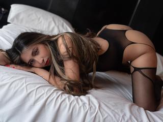 Megan Rose - sexy Mädchen Liebhaber des Wahnsinns Ich lache gerne und Liebhaber von Rock