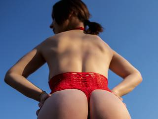 LalaRauch - Enjoy every sunbeam - stripshow,hobbynutten,amateursex