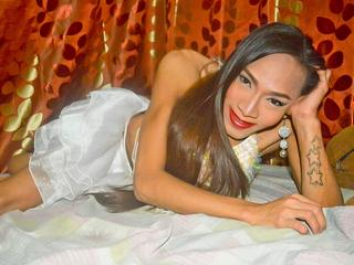 Hello - I am a small, naughty trans - and I invite you to my hot show. You will like it - and we have a good time together.