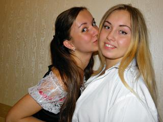 hello, we are two sexy, open minded girls who like new people, new expirience! We are with big natural breasts, long legs and naughty thoughts like to chat with you!