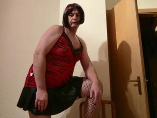 Geschlecht: Transvestit - Ausrichtung: