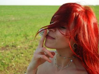 Daniely - drawing, sports, music, tattoos. - My god. I`m fiery and hot to madness. Light a match and i`m start burning hot flame. My charms are gorgeous and sweet. Taste this fruit