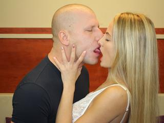 CrazyCoup - A hot blondie and a muscular guy are waiing for you to play. :)