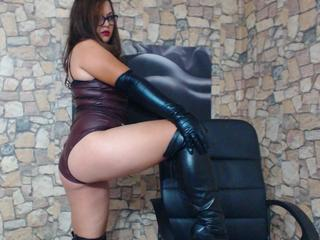 LadyExtreme - You have a burning desire to submit and serve do you?